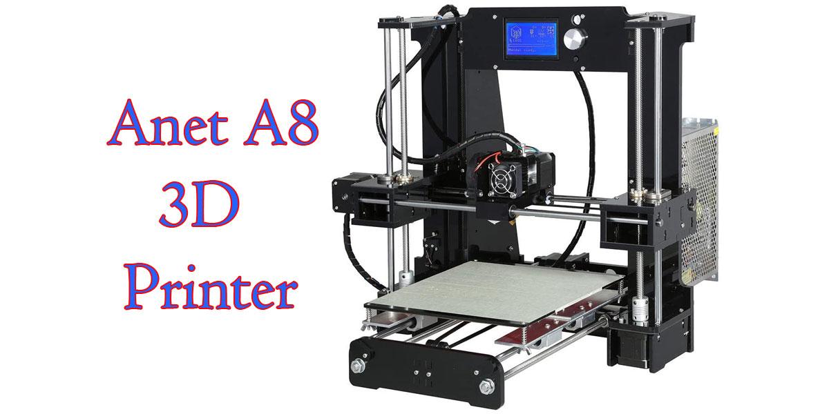 Anet-A8-3D