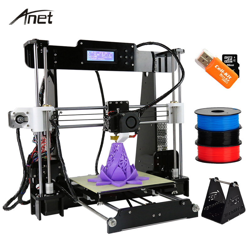 anet a8 3d printer print quality