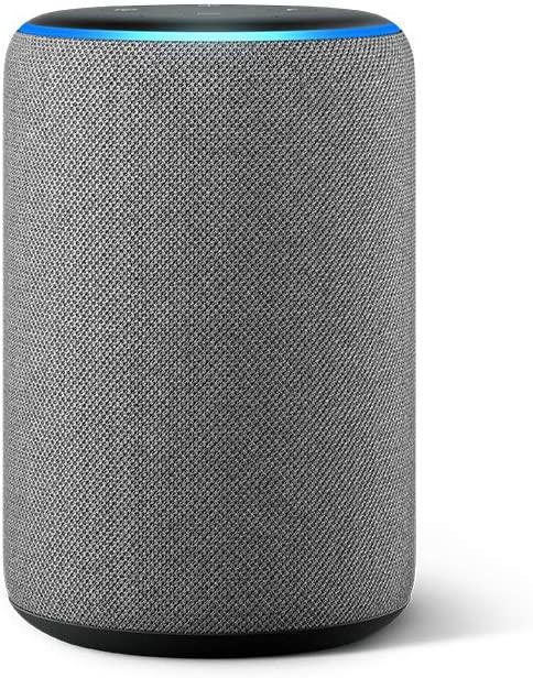 5 1 Alexa Smart Speaker Echo Dot 3rd Gen Heather Gray