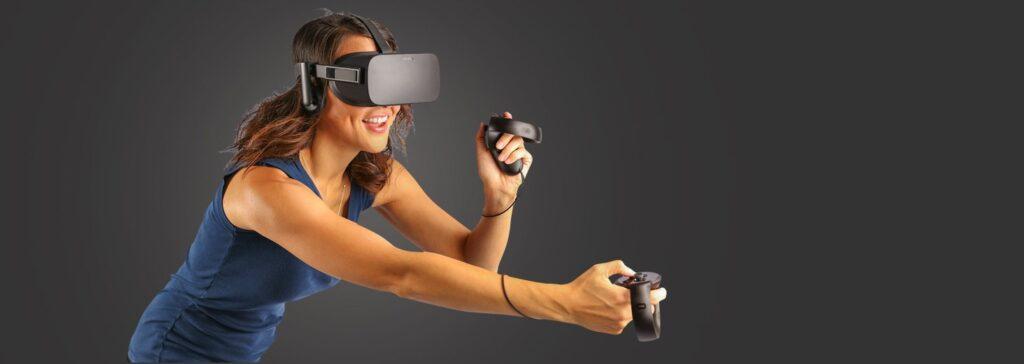 Oculus Rift Cv1 For Gamers