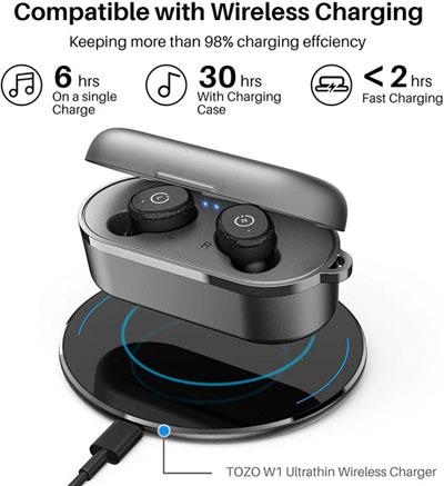 Tozo T10 Bluetooth 5.0 Wirless Earbud