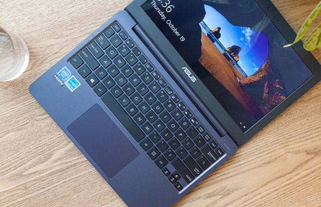 Asus Vivobook L203 Ultra Thin Laptop Design And Build