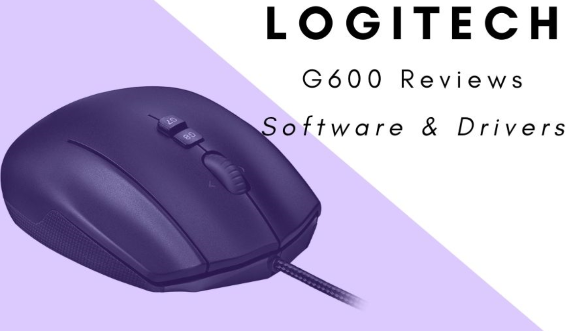 Logitech G600 Review Software And Drivers Hard Disk Reviews