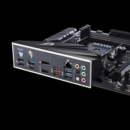 Asus ROG Strix B450 F Gaming Motherboard Interface