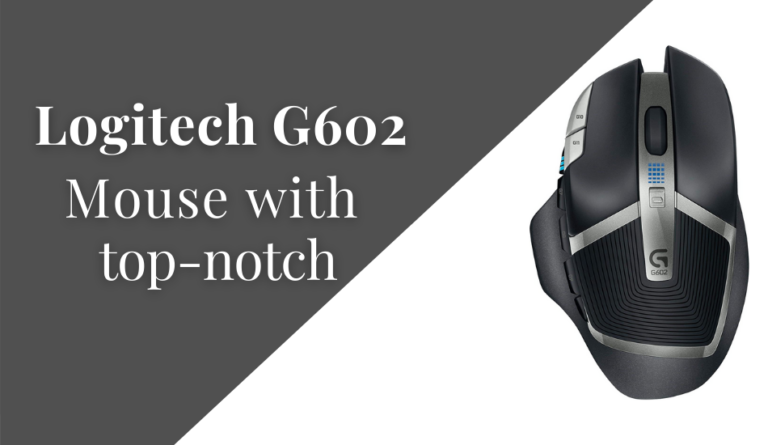 Logitech G602 Review