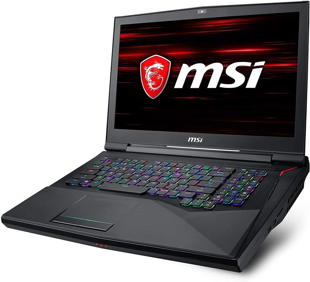 MSI GT75 Titan 8RF 042AU 17.3