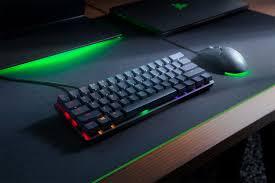 Razer Huntsman Mini 60% Gaming Keyboard Image 1