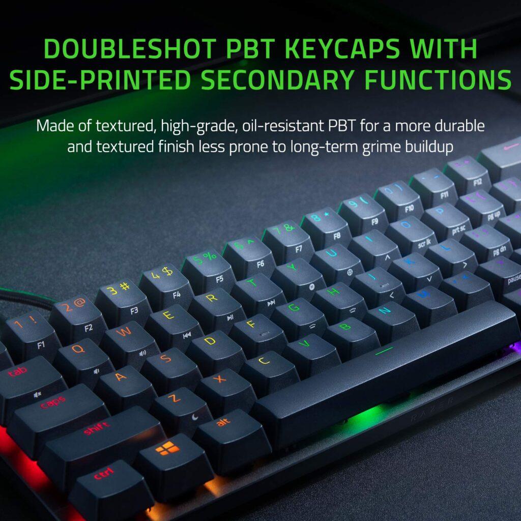 Razer Huntsman Mini 60% Gaming Keyboard Image 3