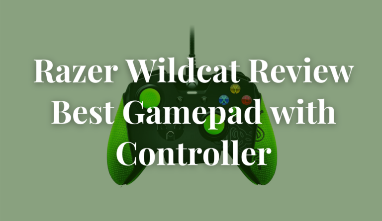 Razer Wildcat Review Best Gamepad With Controller