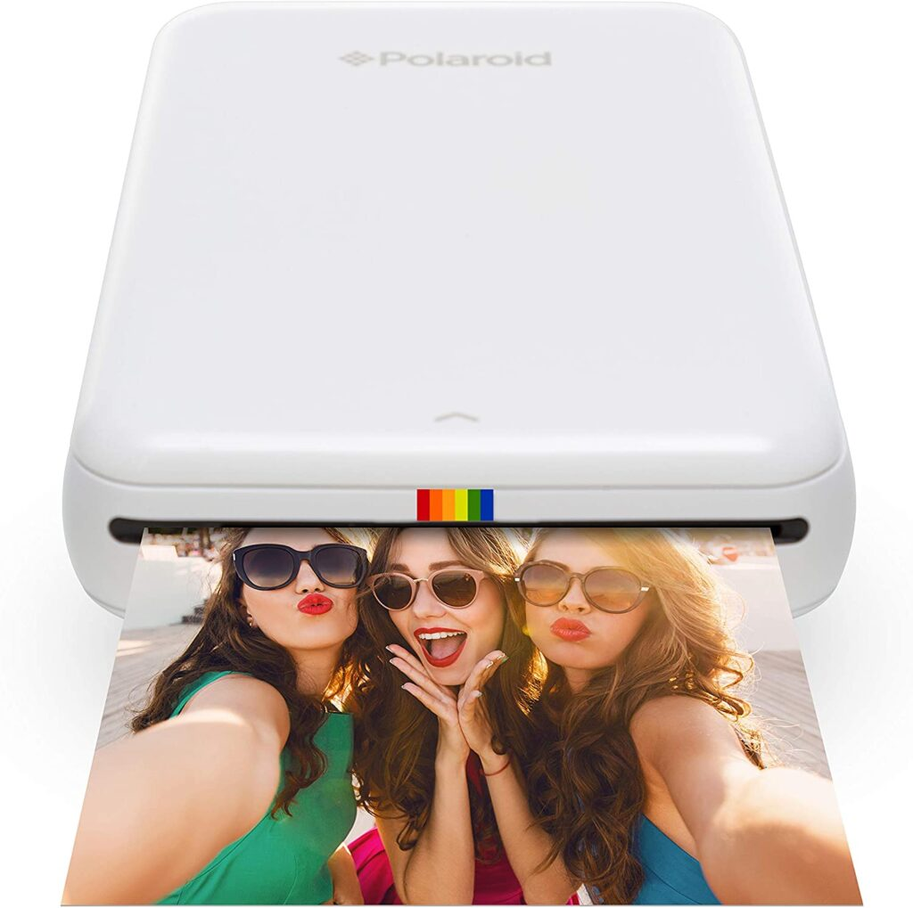 Zink Polaroid ZIP Wireless Mobile Photo