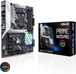 Prime x470 Motherboard