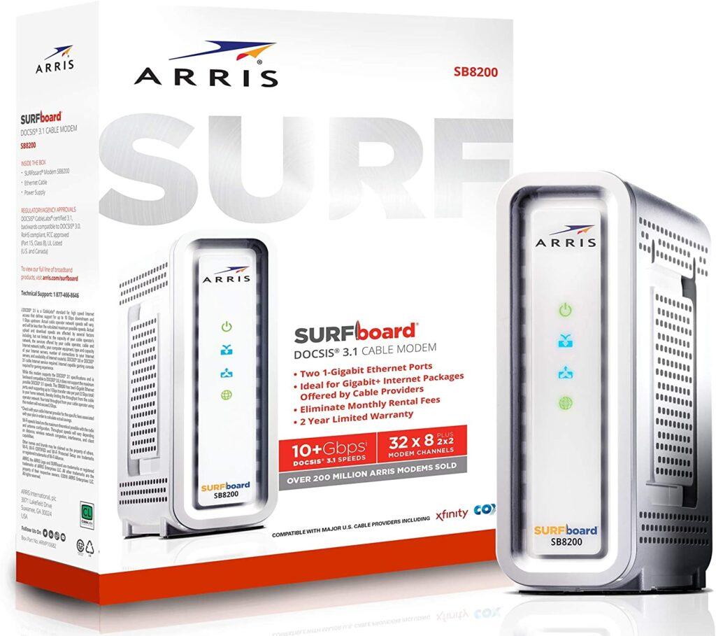 ARRIS 1