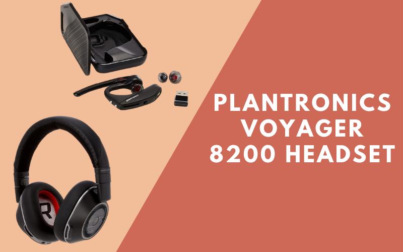 Plantronics Voyager 8200 Headset