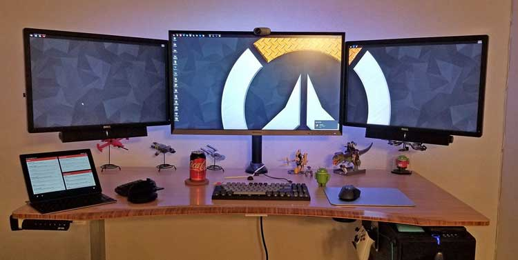 Top Triple Monitor Stand Choices For You PC Displays