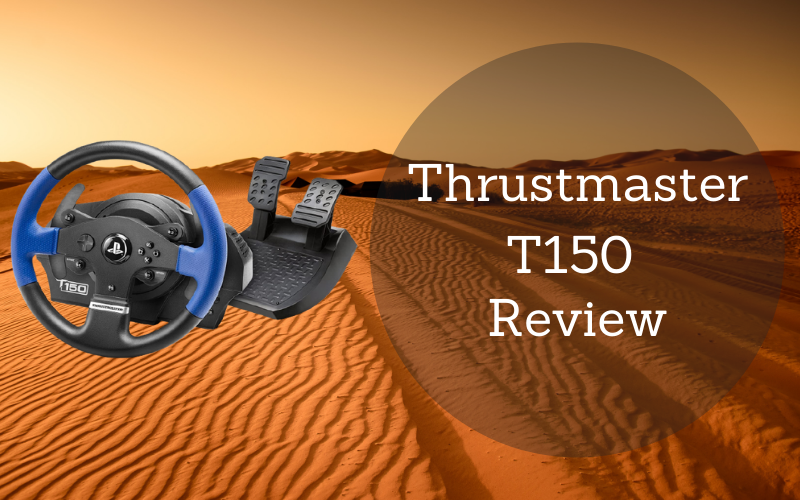Thrustmaster T150 Review