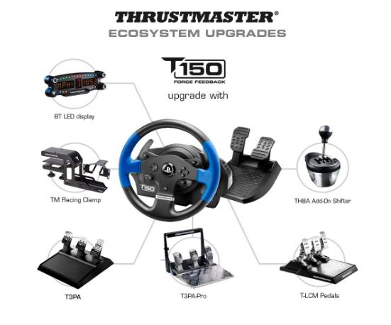 Thrustmaster T150 4