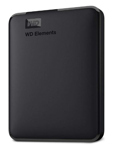 Wd Element Hard Drivw