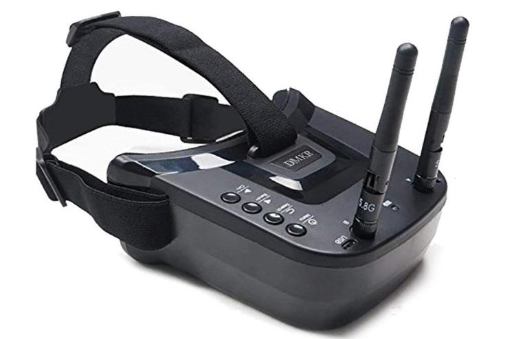 DMKR VR009Pro Mini FPV Goggles