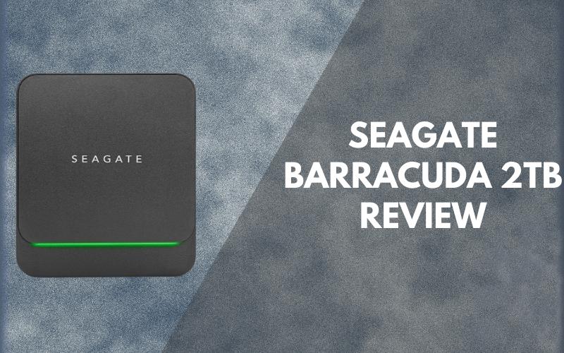 Seagate BarraCuda 2TB Review