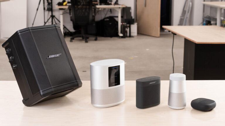 Best Bose Speaker Reviews