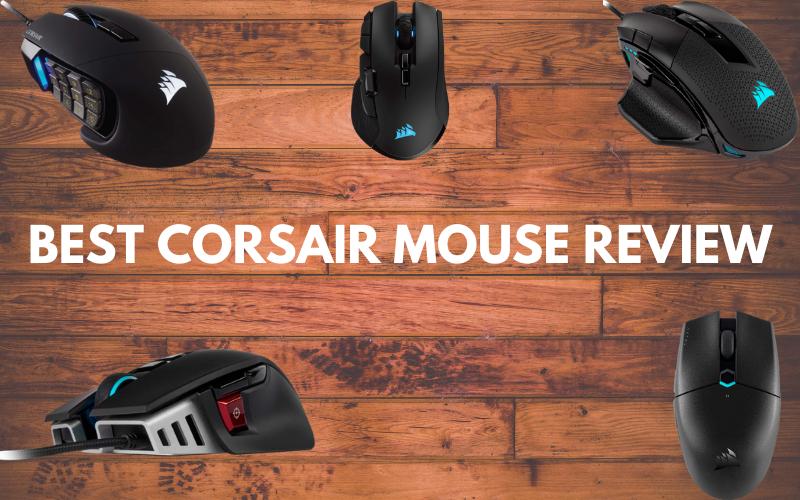 Best Corsair Mouse Review