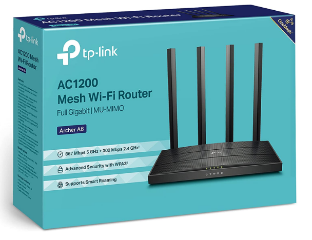 tp-link ac1200 review