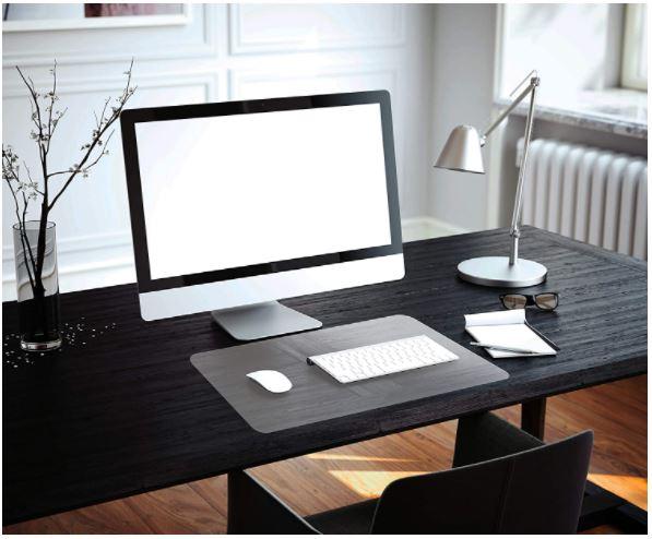 Floortex Desktex PVC Desk Mat